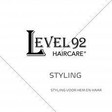 Level92 Haircare® Styling
