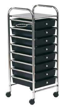Comair werkwagen storage for Werkwagen kapsalon